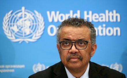 WHO Director-General commends Qatar's efforts to combat COVID-19