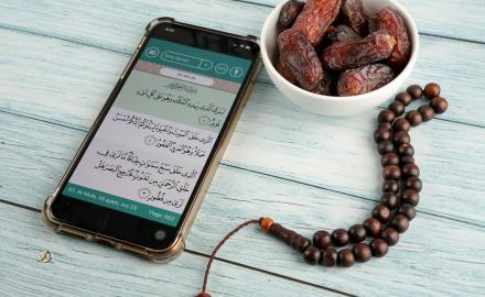 These are some useful apps to help enhance your Ramadan experience