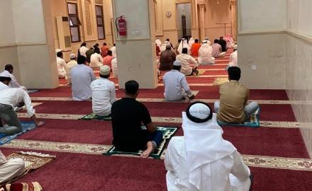 200 additional mosques reopen for Friday prayers from August 7: Awqaf