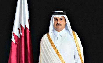 HH the Amir donates QR50 million to 'Lebanon in Our Hearts' campaign