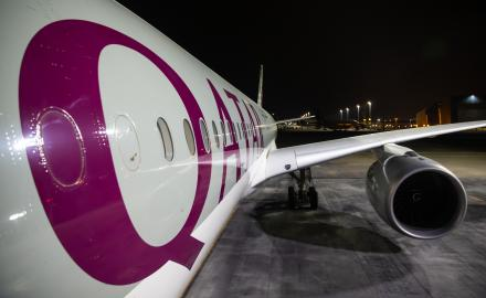 Qatar Airways resumes flights to Houston and Philadelphia