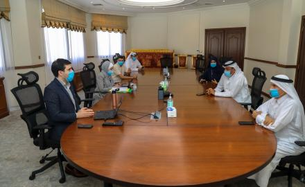QRCS launches innovative state-of-the-art social assistance system