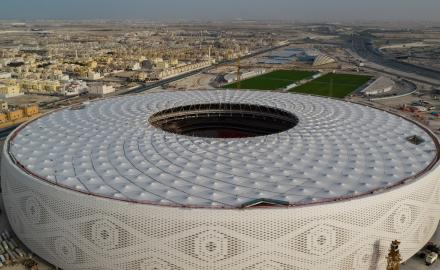 Al Thumama Stadium achieves significant health and safety construction milestone