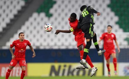Al Taawoun eliminate Al Duhail from AFC Champions League