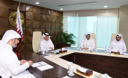 Qatar reaffirms support to Asian countries
