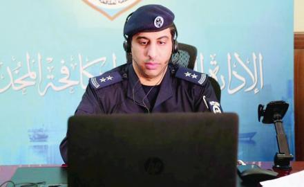 MoI official cautions travelers against carrying other people's belongings without checking content