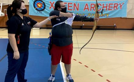 WATCH: QL Adventures visits X-Ten Archery