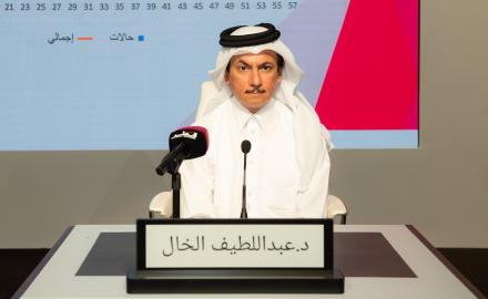 WATCH:Qatar in advanced discussions with several pharmaceutical companies to procure COVID-19 vaccine: MoPH official​​