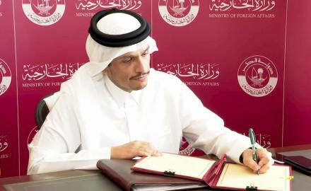 Qatar, Spain ink deal to abolish visa requirements for diplomatic, special and service passport holders