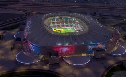 WATCH: Ahmad Bin Ali, Education City stadiums nominated for 2020 Stadium of the Year Award