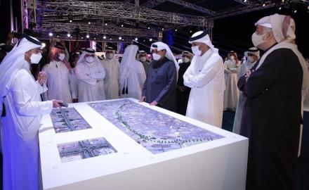 Sabah Al Ahmad Corridor inaugurated by Qatar PM and Kuwait Deputy PM