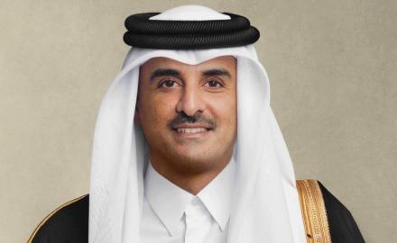 HH the Amir stresses Qatar's firm support for Saudi Arabia