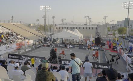 WATCH: Qatar all set to host season-opening FIBA 3x3 World Tour