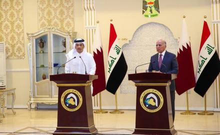 Qatar keen to support Iraq, affirms FM
