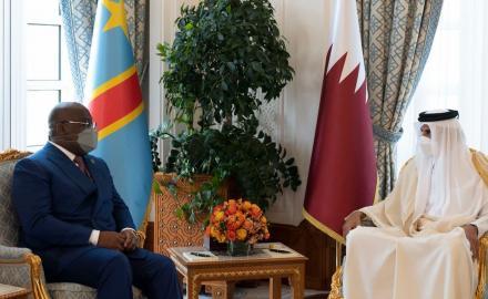 Qatar, Democratic Republic of Congo sign several agreements