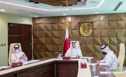 FM highlights growing ties between Qatar and Japan