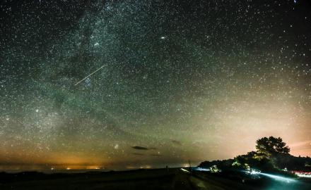 The Eta Aquarid meteor shower to illuminate Qatar sky tonight