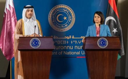 Qatar supports UN-led political process in Libya: FM
