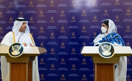 Qatar will always support Sudan, says FM