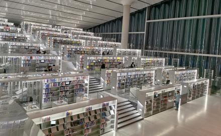 QNL's flagship project QDL digitizes two million pages of historical and cultural heritage