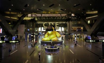 Random COVID-19 testing for travelers arriving in Qatar: MoPH