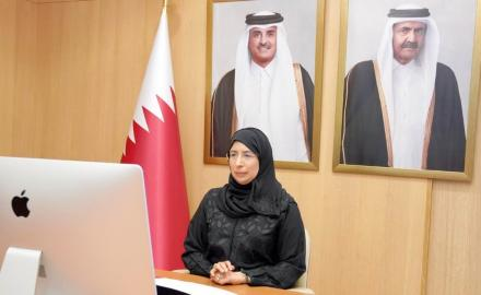Minister of Public Health: Qatar supports the COVAX facility to accelerate global access to COVID-19 vaccines