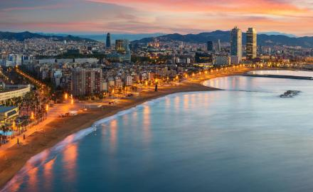 Spain welcomes visitors from most countries including Qatar