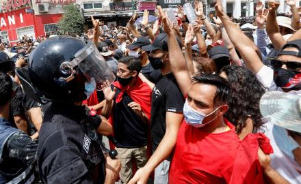 Qatar asks Tunisian parties to prevail voice of wisdom, avoid escalation