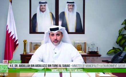 Qatar seeks to build most sustainable, competitive food system: Minister