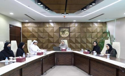 Qatar's Assistant Foreign Minister meets Canadian Assistant Deputy Minister of Foreign Affairs
