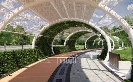 WATCH: Qatar to unveil world's first park with air-conditioned paths: Ashghal