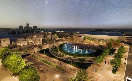 Ashghal: Construction work begins for Masjid Al Qubib Plaza