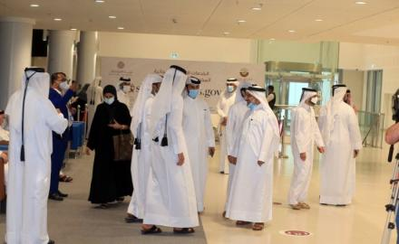 Citizens visit election office to register for upcoming Shura Council elections