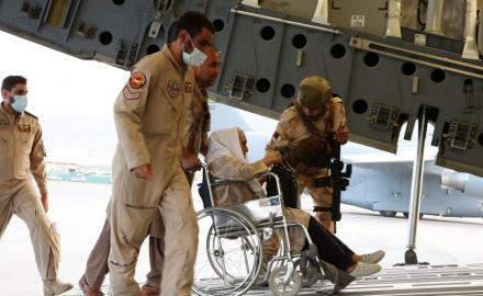 Qatar evacuates over 40,000 people from Kabul