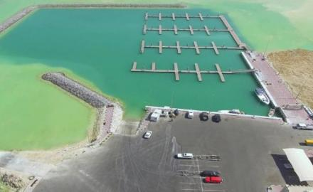 Largest fishing port project nears completion in Qatar
