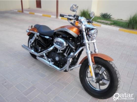 Harley Davidson Custom LTD 2014