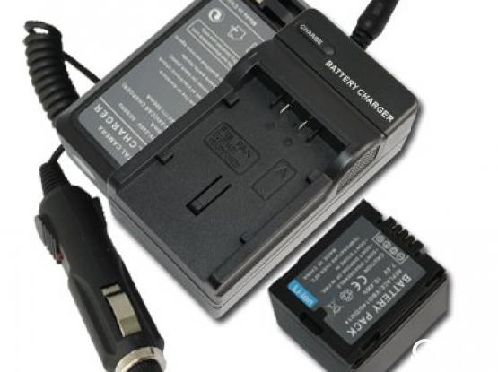 PANASONIC HANDYCAM BATTERY CHARGER