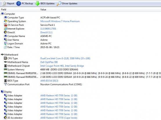 Desktop Gaming Full Set-Dell i3 Optiplex 390 | Qatar Living