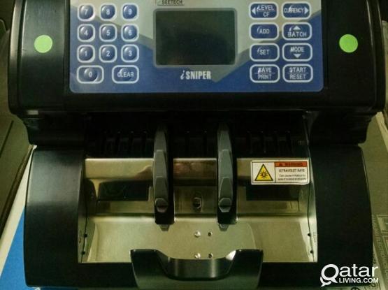 cash counter single & 2 pocket