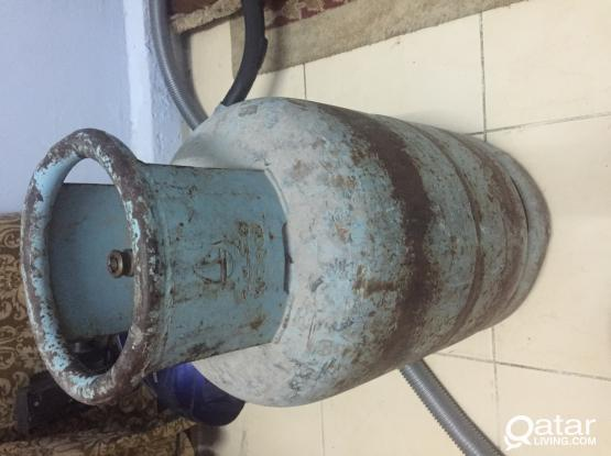 Metal Gas Cylinder  for sale
