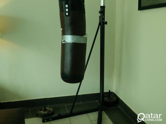 Punchbag - Boxing - Speedball stand