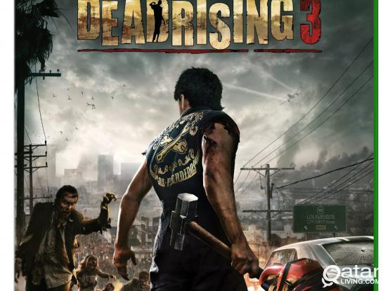 Dead rising 3 for sale or swap
