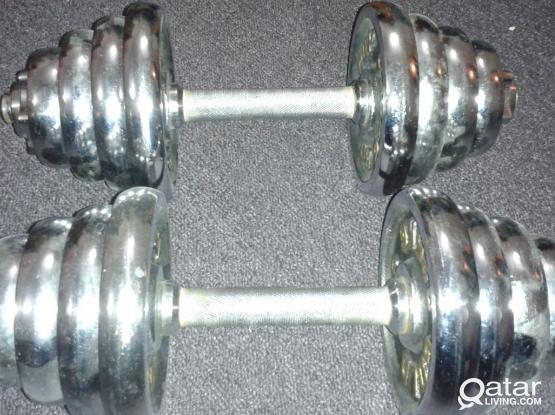 stainless steel 10kg each