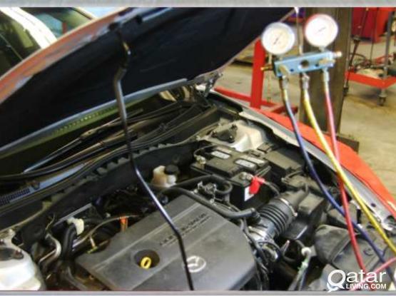 Car A/C Repair Service