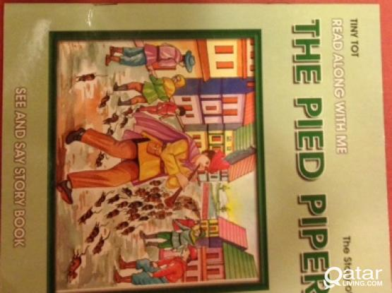 Childrens books-good condition