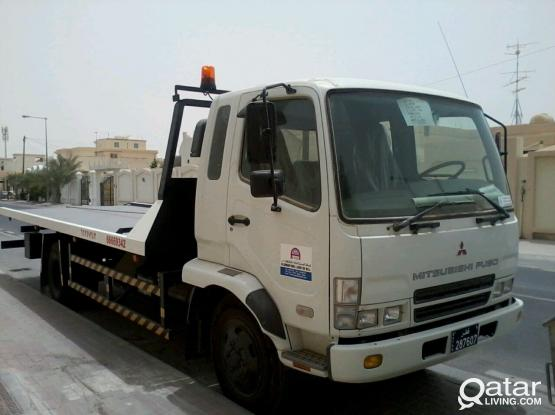 Breakdown Vehicle (4-7 Tonne) For Rent