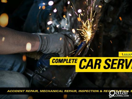 TECHNICAL INSPECTION Istimara Renewal Service.