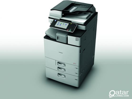 color copier sale or rental
