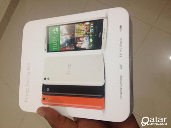 brand new htc816 desire-1day old. box just opened.bt not used