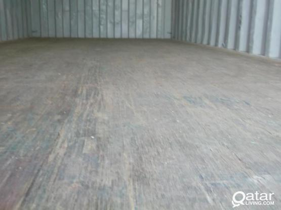 shipping container for sale 20FT 40FT